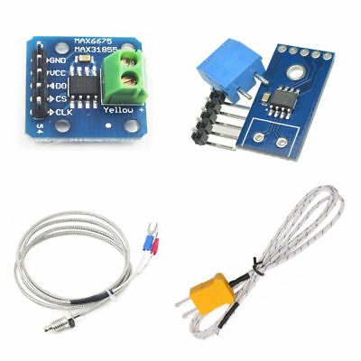 Hot Competitive New MAX31855 Module + K Type Thermocouple Sensor ATF