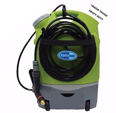 Hydrocell Tradie Tough Portable Pressure Washer w/ 17 Litre Tank - GFS-CT - F...