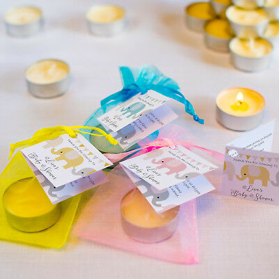 Baby Shower Favours Candle Gifts 0 99 Picclick Uk