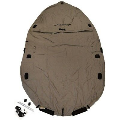 MasterCraft Boat Mooring Cover 485600SG | X10 or 210 w/ Tower Light Gray