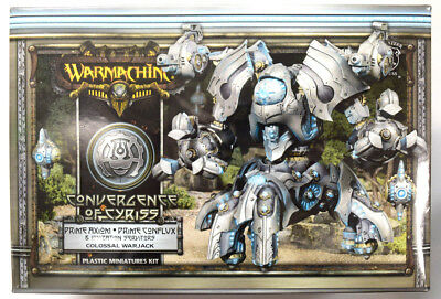 Warmachine Convergence of Cyriss Prime Axiom/Conflux Colossal Warjack PIP 36030