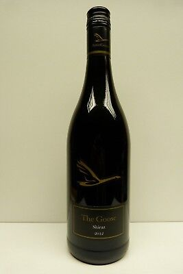 6 Flaschen The Goose Wines Shiraz 2012, Upper-Langkloof Valley/Südafrika
