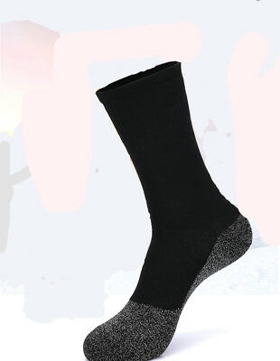 Winter Aluminized Fibers Below Socks Keep Feet Heat Insulation Warmer