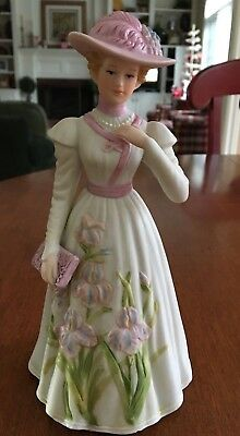 Home Interiors Masterpiece Porcelain FRANCISCA Figurine