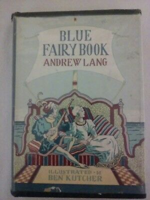 BLUE FAIRY BOOK 1952 Andrew Lang