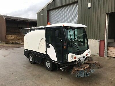 Johnson Road Sweeper