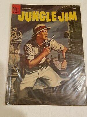 Jungle Jim #3 1954