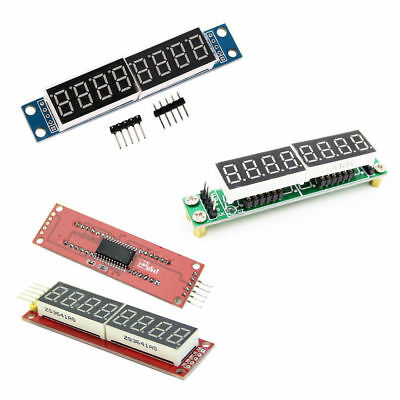 8 Digit LED Display MAX7219 7 Segment Digital Tube Raspberry Pi ATF