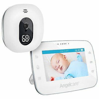 "Angelcare Baby Video Monitor with 4.3"" Touch Control Display (AC310)"