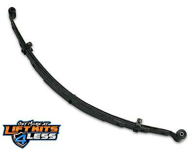 Tuff Country 49380 Rear Leaf Spring for 1987-1996 Jeep Wrangler 4WD