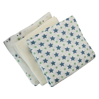 Aden and Anais Swaddle Blankets Set of 3 $45+