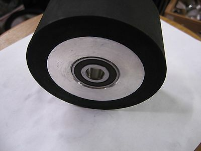 "2""x72"" Belt Sander/Grinder Rubber Contact Wheel, 100mm,(4"") Knife Making Wheel"