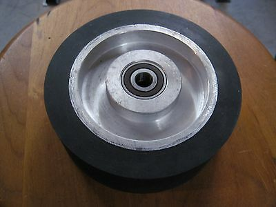 "2""x72"" Belt Sander/Grinder Rubber Contact Wheel, 150mm,(6"") Knife Making Wheel"