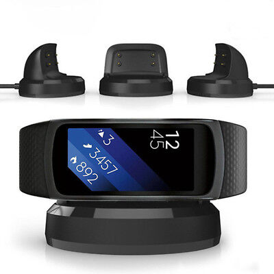Replace USB Charger Cradle Charging Dock For Samsung Gear Smart Watch RS1