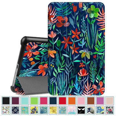 "For Samsung Galaxy Tab A 7.0 / 8.0 / 9.7 / 10.1"" Tablet Case Leather Cover Stand"