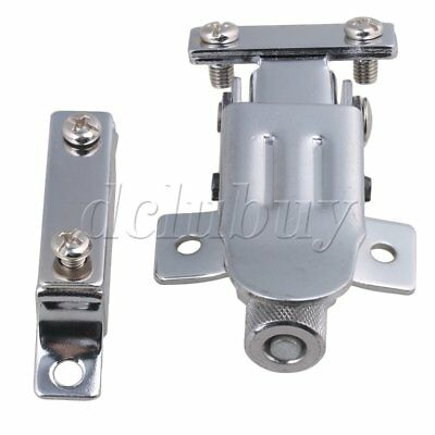 Silver Metal Snare Drum Strainer and Butt End Drum Set Parts Type B