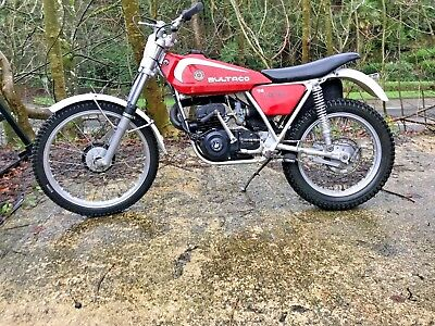 BULTACO Sherpa 74cc 6 speed P/x TY80 or WHY