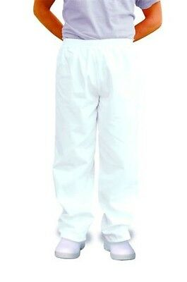 Portwest Baker Trouser Pants Catering Baking Chef Durable Workwear XS - 3XL 2208