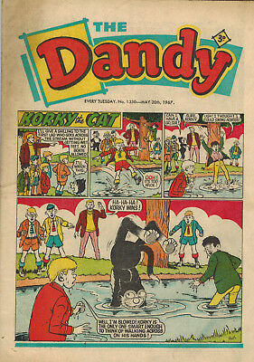 DANDY COMIC No. 1330 from 1967