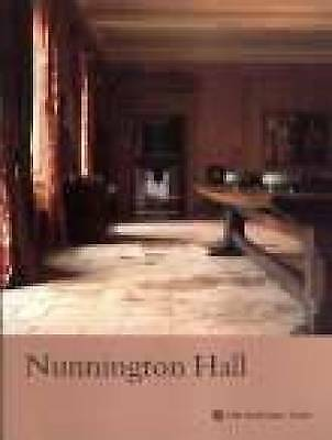 Nunnington Hall, National Trust, Very Good Book