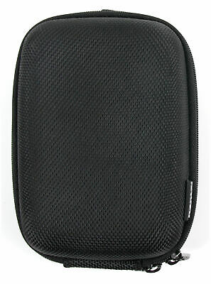 Padded Case / Pouch with Belt Loop in Black for The TomTom Touch