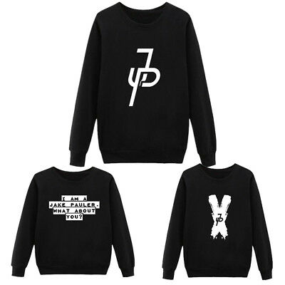 Logan Jake Paul Maverick JP Hoodie Casual Hoodies team10 savage Sweatshirt Jump