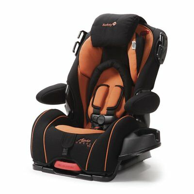 NEW Safety 1st Alpha Omega Elite Convertible 3-in-1 Car Seat, Triton