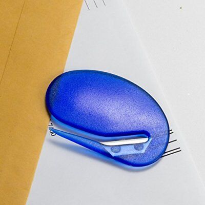 Letter Opener Easy Envelope Opening Secure Sharp Blade Home Office Desk Tool