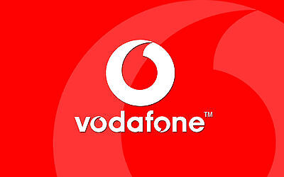 Vodafone RED Ireland NANOSim +5 GB data. Free Roaming Data EU. 600 FREE sms