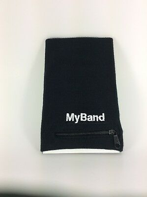 EXCERCISE WRISTBAND CASE FOR IPHONE & GALAXY MYBAND ELITE SPORTS - size: small
