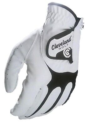 Cleveland Premium Quality All Weather Leather Golf Glove for Men - Small size