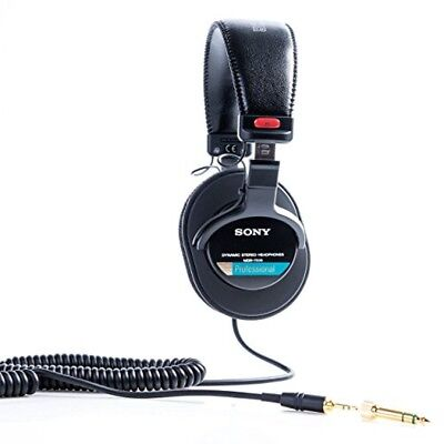 Sony MDR7506 Professional Large Diaphragm Headphone New F/S