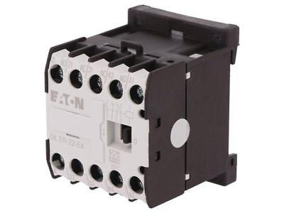 DILER-22-230AC-E Contactor4-pole 230VAC 6A NC x2 + NO x2 DIN, on panel