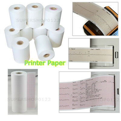 Printer Paper For CONTEC ECG Machine ECG80A, ECG100G, ECG300G ,ECG600G,ECG1200G