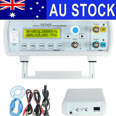 AU FY3224S 24MHz Dual-channel Arbitrary Waveform DDS Function Signal Generator