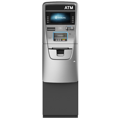 New Hyosung Halo 2 ATM - NO PHONE or INTERNET LINES NEEDED!