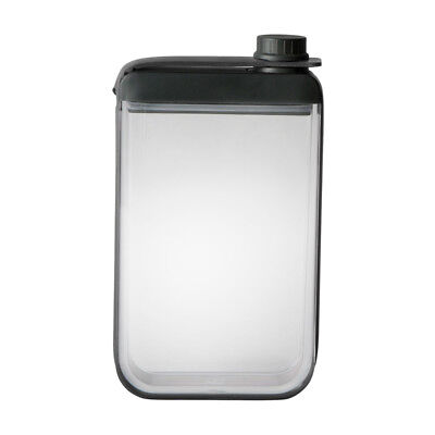 Rabbit Discreet Flask Plastic Clear Hip Flask Drinks Storage On The Go Bottle