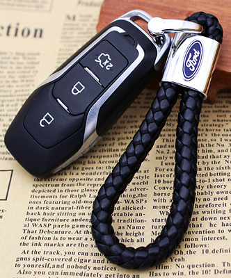 Ford Key Ring Key Chain Car Key Holder Mondeo Focus Fiesta UK STOCK. 30% SALES