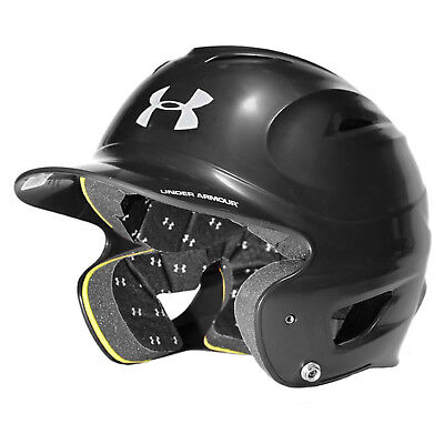 Under Armour Solid Finish Youth Baseball Batting Helmet (NEW) Lists @ $32