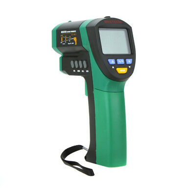 MASTECH MS6550A Non-contact Infrared IR Thermometer -32℃~ 1200℃ /USB Interface