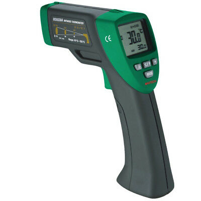 MASTECH MS6530A Non-contact Infrared Thermometer with Laser Pointer Tester