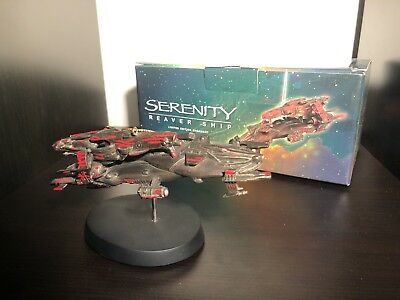 Firefly Serenity Reaver Ship Limited Ornament Statue SHINY Dark Horse Deluxe