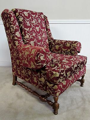 Southwood Wing Back Chair, Arm Chair, Library, Fireside