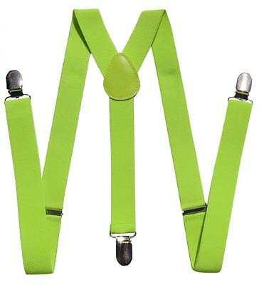 Suspenders for Men, Women and Teens. Fashionable, Functional, 1-inch Wide...