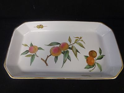 Royal Worcester Evesham Oven To Tableware Large Serving Dish ... & ROYAL Worcester Oven to Tableware Evesham Round Casserole dish and ...