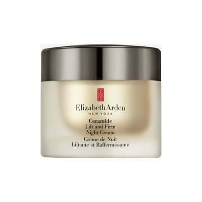 Elizabeth Arden Ceramide Lift and Firm Night Cream 50ml for Her, NEW + BOXED
