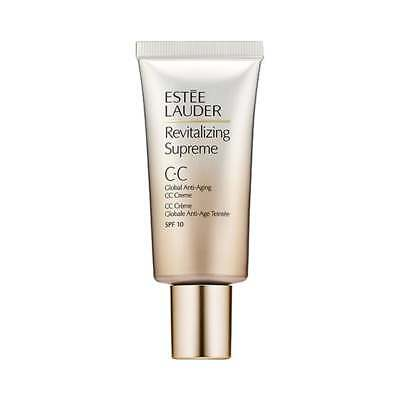 Estee Lauder Revitalizing Supreme Global Anti-Aging CC Creme SPF10 30ml, NEW