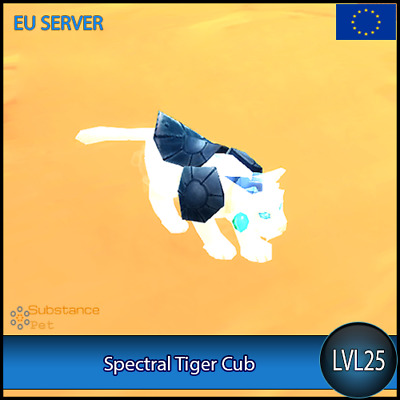 Spectral Tiger Cub lvl25 Pet ✯ All Europe Server ✯ WoW Warcraft