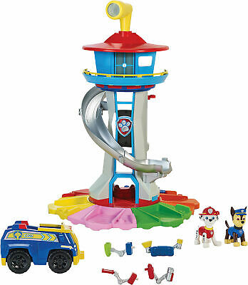 Neu Spin Master Life Size Look Out Tower Playset 7440606