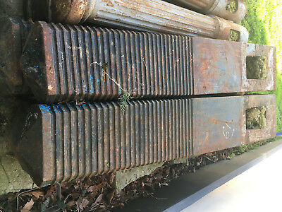 Cast Iron bollard (s), Heavy Duty, Reclaimed........Price for 1 (6 Available)